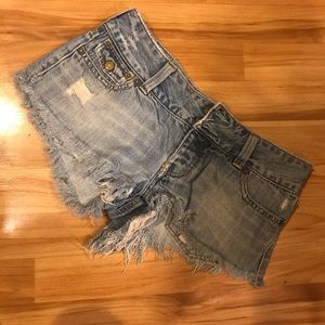 Hollister Co Jean shorts size 5